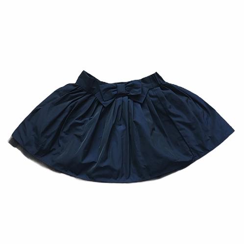 M&S Autograph 9-12 months Navy Skirt with Net Underskirt