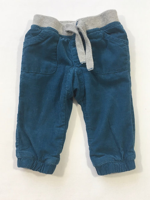 John Lewis 3-6 months Cord Trousers