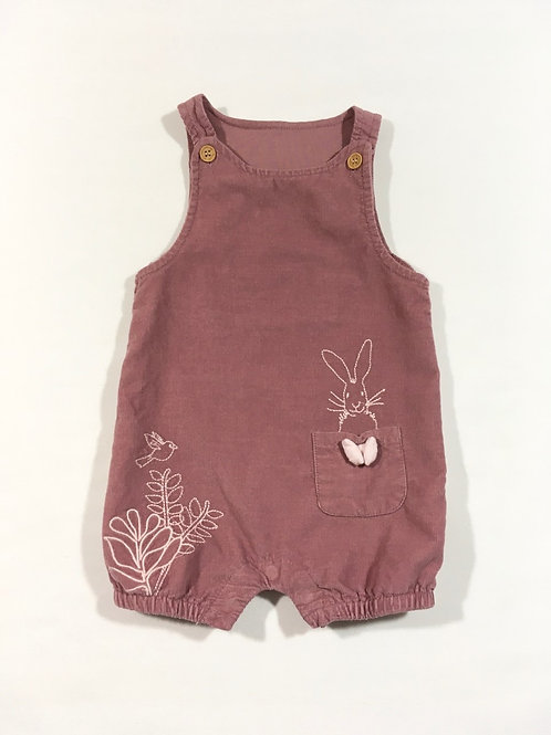TU 3-6 months Guess How Much I Love You Cord Dungarees