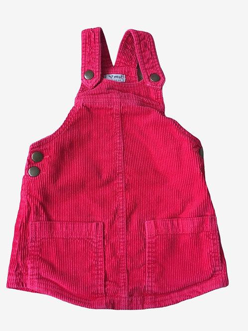 Next 1.5-2 years Cord Pinafore Dress