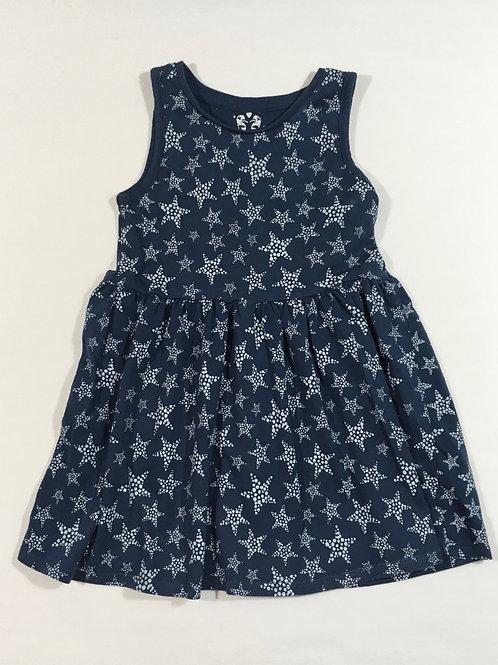 F&F 2-3 years Navy Star Dress