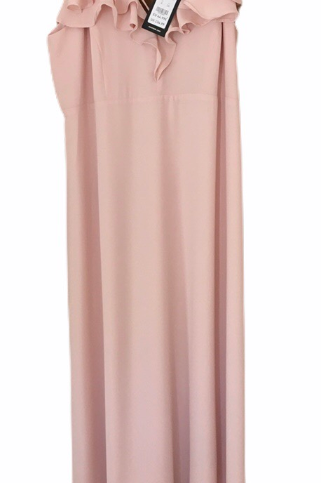 New Look Size 8 Blush Pink Maxi Dress - BRAND NEW