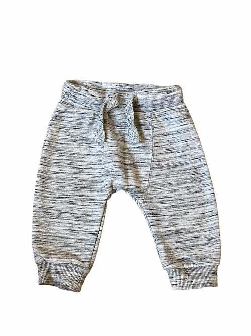 F&F 3-6 months Grey Marl Joggers