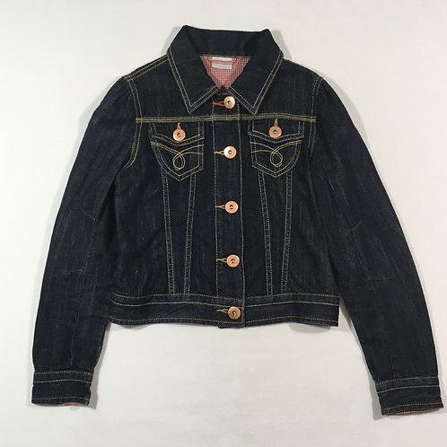 Next 9-10 years Denim Jacket