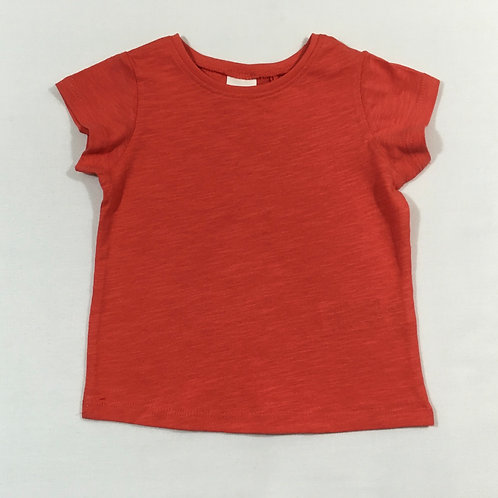 Next 3-6 months Orange T-shirt