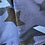 Thumbnail: Nutmeg 1.5-2 years Blue Star Hoodie (Slight Wash Fade on Hood - See 2nd Photo)