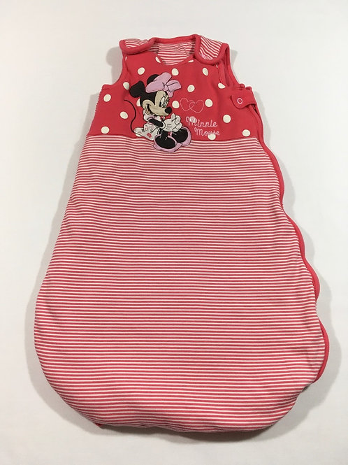 Nutmeg 0-6 months Disney Minnie Mouse Sleeping Bag