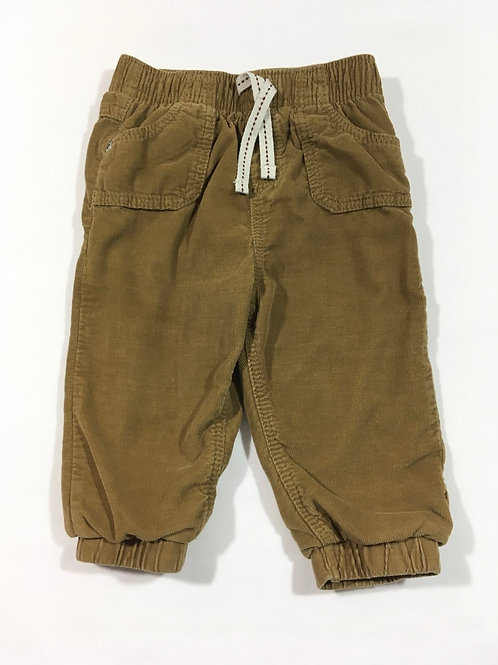 TU 9-12 months Brown Cord Trousers