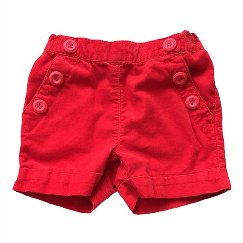 Next 12-18 months Red Cord Shorts
