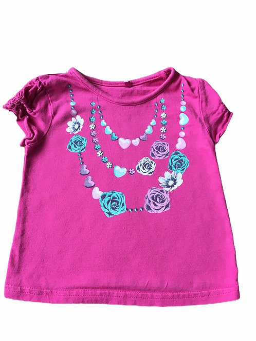 George 9-12 months Pink T-Shirt