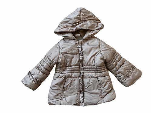 Mini Club 2-3 years Brown Padded Coat
