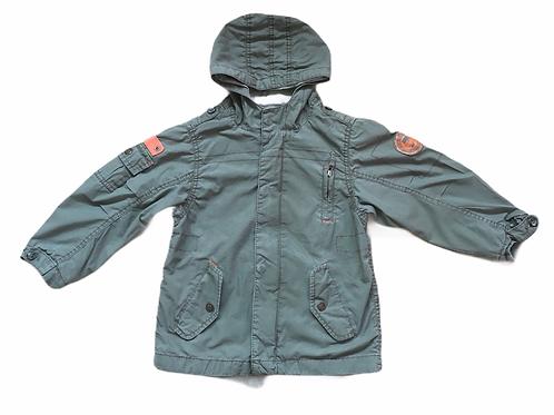 Next 3-4 years Khaki Lightweight Coat
