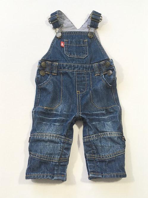 John Lewis 3-6 months Dungarees (can be worn long or short leg)