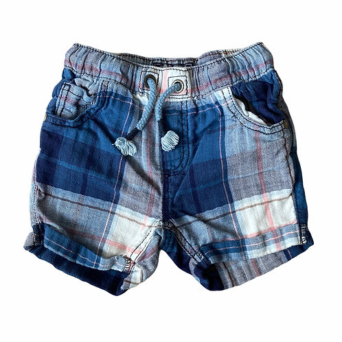 Next 12-18 months Checked Shorts