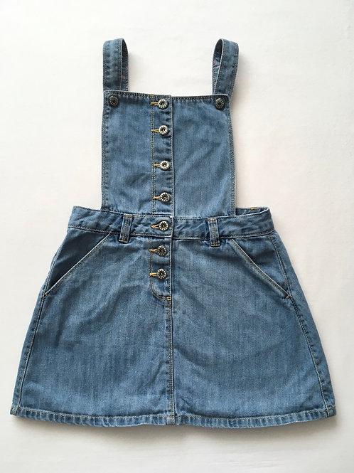 M&Co. 8-9 years Denim Dress