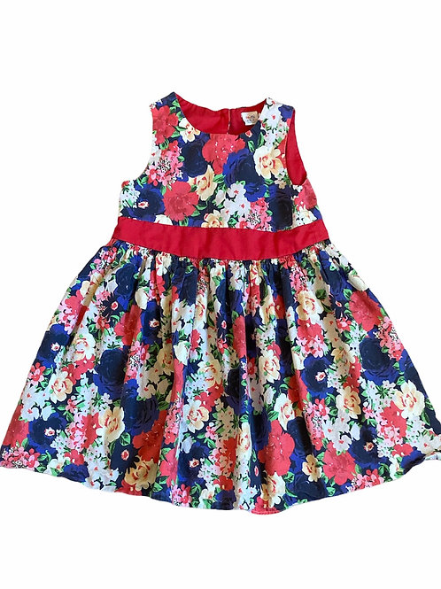 Boots Mini Club 3-4 years Floral Sleeveless Dress