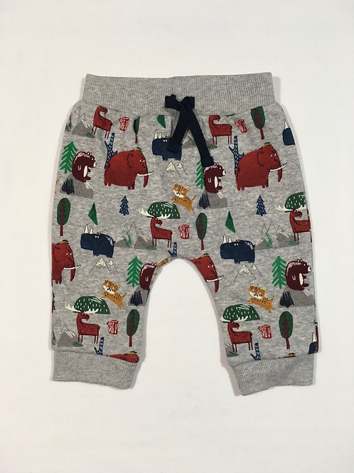 George 0-3 months Animal Joggers