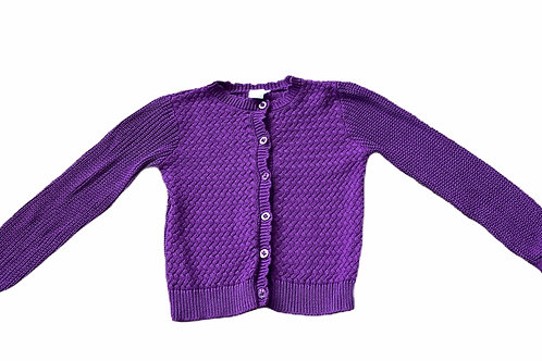 Boots Mini Club 2-3 years Purple Cardigan