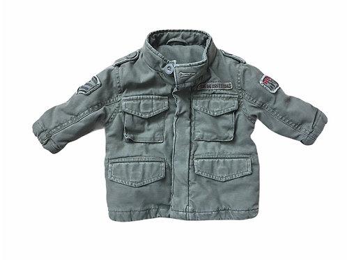 6-9 months Khaki Parka Jacket