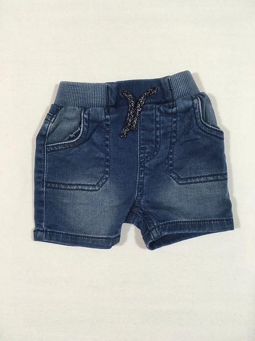 TU 0-3 months Denim Shorts