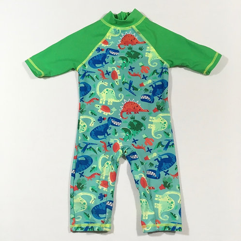 Boots Mini Club 3-6 months Dinosaur All-In-One Swimsuit