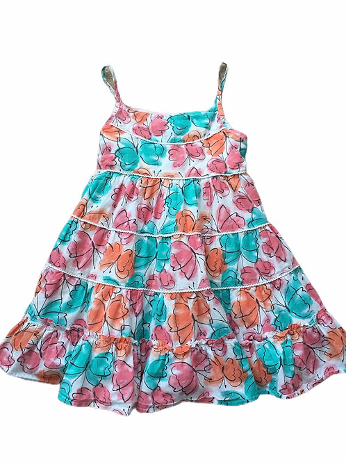 George 4-5 years Butterfly Dress