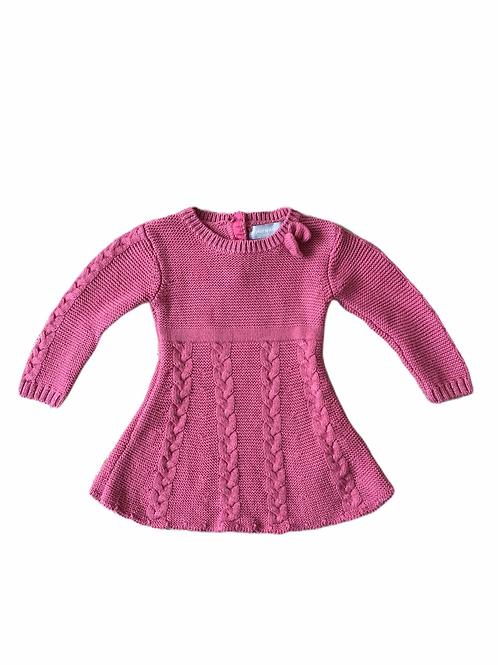 Primark 3-6 months Knitted Jumper Dress