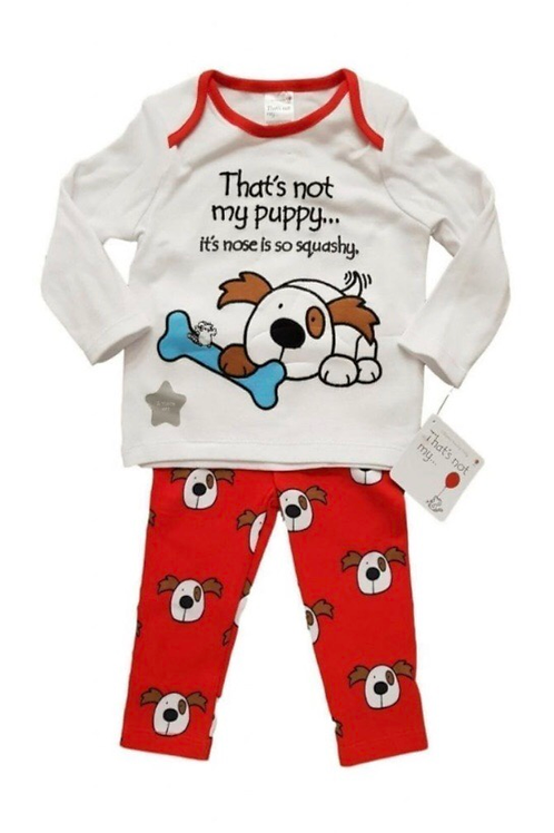 6-9 months That's Not My Puppy 2 Piece Set - BRAND NEW