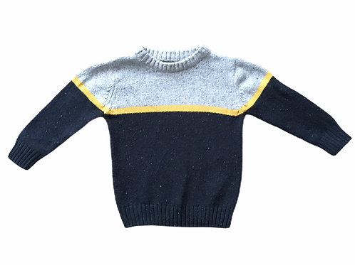 TU 9-12 months Striped Jumper