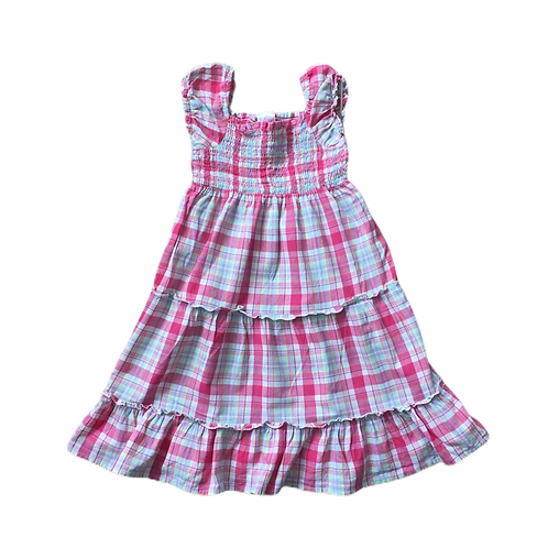 Evie Angel 4-5 years Check Dress