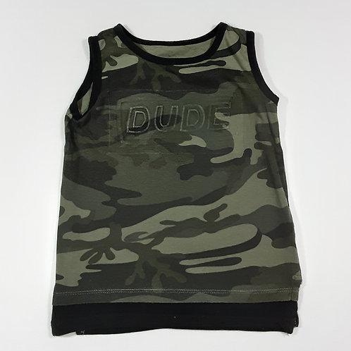 Primark 2-3 years Camouflage Vest