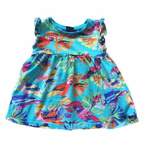 Next 3-6 months Parrot Dress