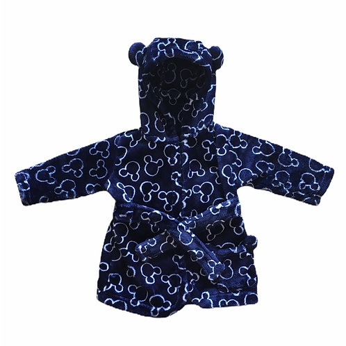 George 0-3 month Disney Mickey Mouse Dressing Gown