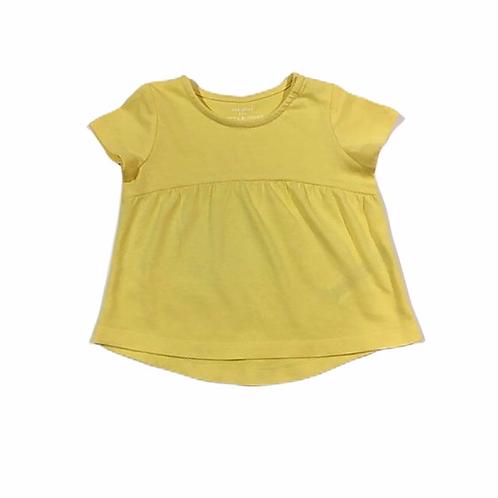 F&F 3-6 months Yellow T-shirt