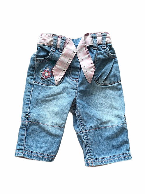 Cherokee 0-3 months Jeans