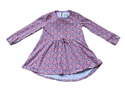 Next 2-3 years Long Sleeve Floral Dress