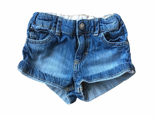 H&M 4-6 months Denim Shorts