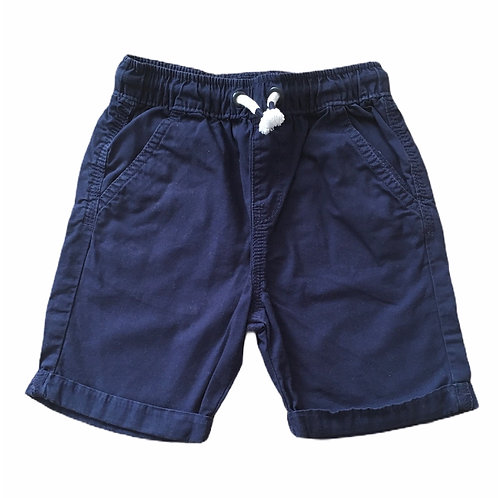 George 3-4 years Navy 100% Cotton Shorts