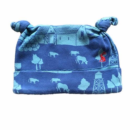 Joules 0-3 months Farmyard Hat