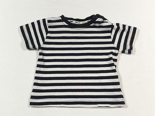 Junior J 6-9 months Striped T-shirt