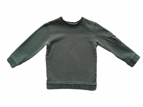 River Island 3-4 years Khaki Sweatshirt