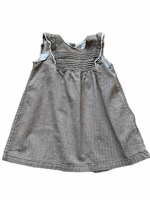 H&M 1.5-2 years Sleeveless Button Back Dress