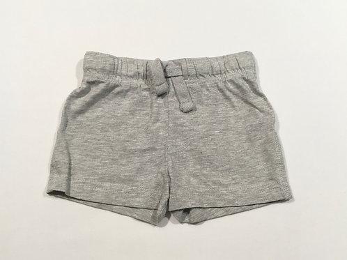 F&F 3-6 months Grey Shorts