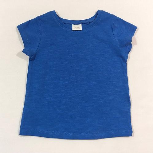 Next 3-6 months Blue T-shirt