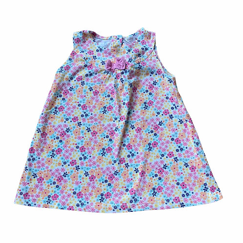 M&Co. 2-3 years Sleeveless Floral Top