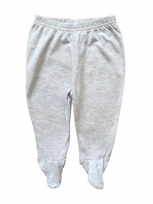 Primark 6-9 months Grey Trousers with Feet