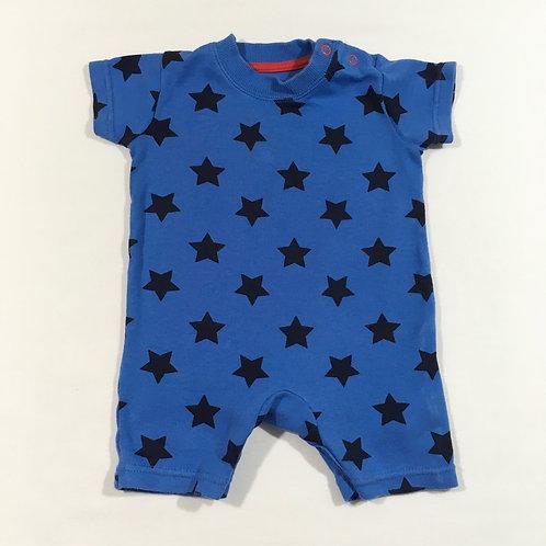 George 3-6 months Short Leg Romper