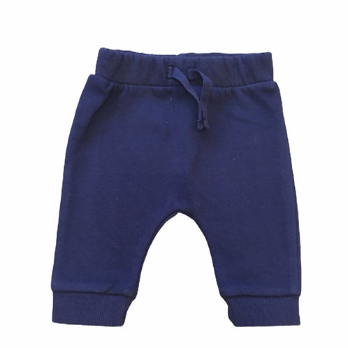 George First Size Navy Joggers
