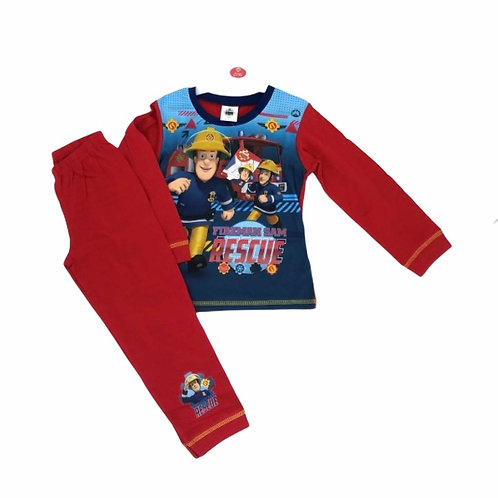 3-4 years Fireman Sam Pyjamas - BRAND NEW