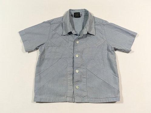 Next 6-9 months Union Jack Short Sleeve Shirt